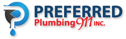 Preferred Plumbing 911 Logo